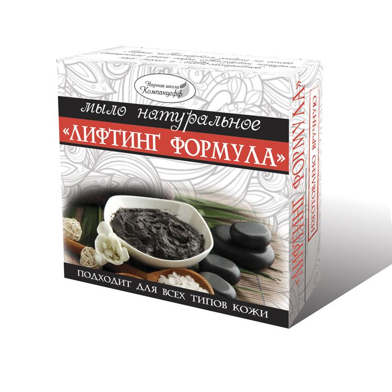 Мыло натуральное ЛИФТИНГ ФОРМУЛА серии Тамбукан, 95 гр